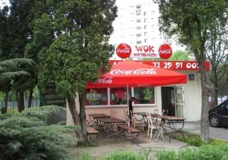 lokal na wynajem - Warszawa, Praga-Południe, Saska Kępa